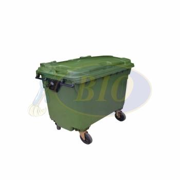 Mobile Garbage Bins 660L