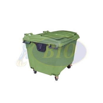 Mobile Garbage Bins 1100L