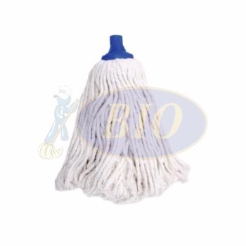 White Colour Round Mop 300gm