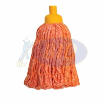 Orange Colour Round Mop 300gm