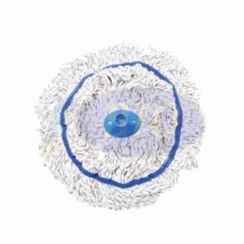 Blue Colour Cotton Circular Mop 300gm