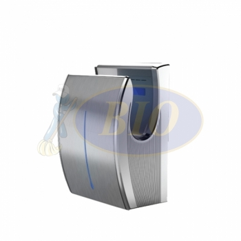 Stainless Steel Mini Turbo Jet Automatic Hand Dryer (Ironman