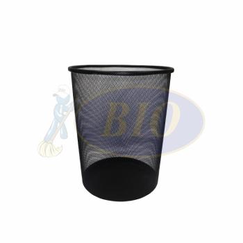 Metal Wire Paper Bin (Round) – S / M / L