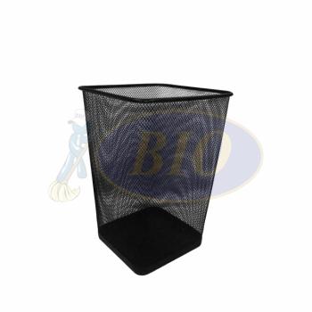 Metal Wire Paper Bin (Square) – S / L