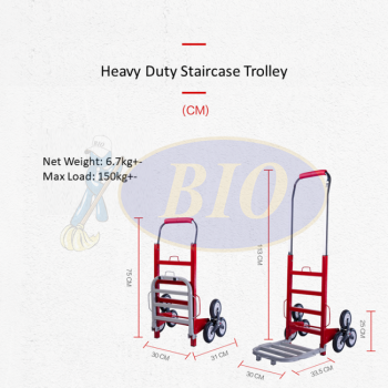 Heavy Duty Staircase Hand Trolley