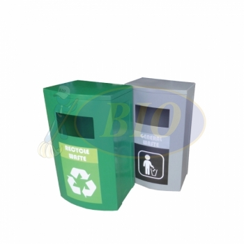 Initial FT 120 Recycle Bin 2 in 1