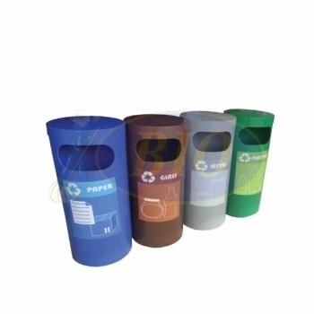 Energy FT Recycle Bin 4 in 1