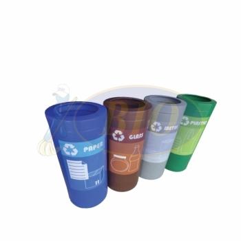 Energy OT Recycle Bin 4 in 1