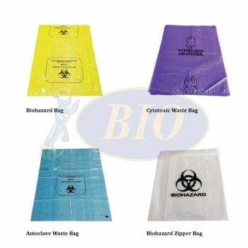 Biohazard Bag | Biomedical Bag | Clinical Waste Bag